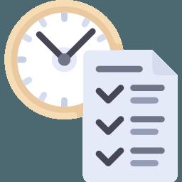 Az iratok gyors kidolgozása